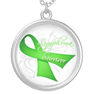 Lymphoma Survivor Necklace