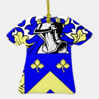 Lynch Coat of Arms Ornament