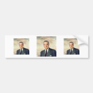 Lyndon B. Johnson Bumper Sticker