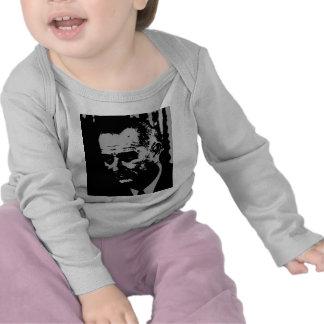 Lyndon B. Johnson silhouette T-shirts