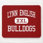 Lynn English - Bulldogs - High - Lynn Mouse Mats