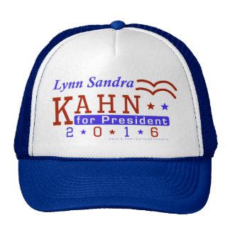 Lynn S Kahn President 2016 Election Independent Cap