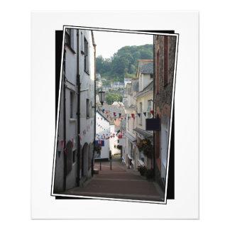 Lynton, Devon, England. Full Color Flyer