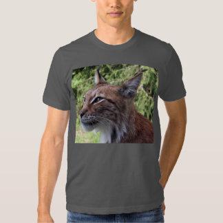 Lynx Face Close-Up T-shirt