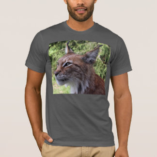 Lynx Face Close-Up T-shirt