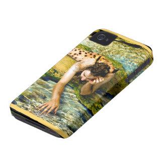 Lynx Man Blackberry Case by Art Aliz