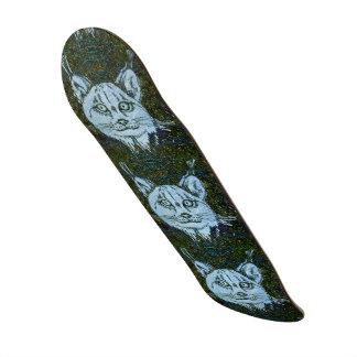 Lynx Patterned Skate Decks