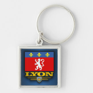 Lyon Key Ring
