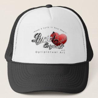 Lyric Originals Logo Trucker Hat