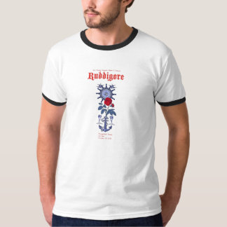 Lyric Theatre Ruddigore cast t-shirt