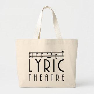 Lyric Theatre tote bag
