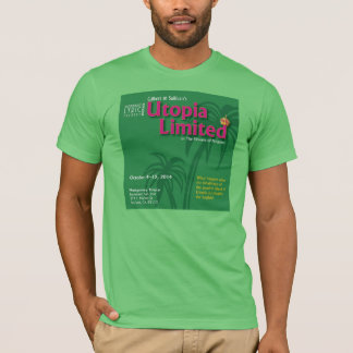 Lyric Theatre -- Utopia, 2014 T-Shirt