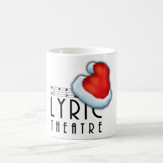 Lyric Victorian Carolers coffee mug