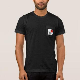 Lyric Victorian Carolers Pocket T=shirt T-Shirt