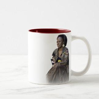Lyrical ambassador Two-Tone mug