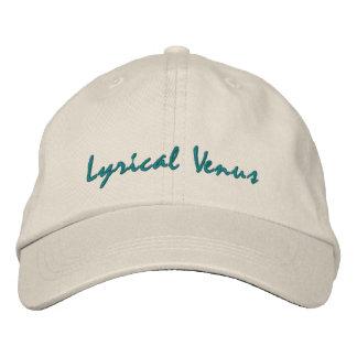 Lyrical Venus Hat Baseball Cap