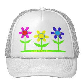 Lyttle Yellow Flower Cap