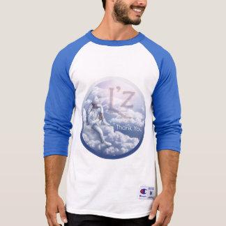 "L'z ""Thank You"" Baseball T-Shirt"