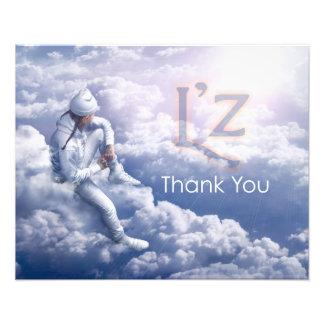 """L'z """"Thank You"""" Pro Photo Print 20"""" x 16"""", (Satin)"""