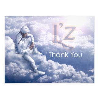 """L'z """"Thank You"""" Pro Photo Print 24"""" x 18"""", (Satin)"""
