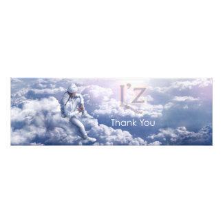 "L'z-""Thank You"" Pro Photo Print 36"" x 12"", (Satin)"