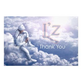 """L'z-""""Thank You"""" Pro Photo Print 36"""" x 24"""", (Satin)"""