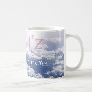 "L'z ""ThankYou"" Classic Coffee Mug"