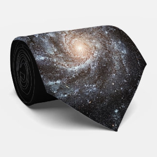 M101 Pinwheel Spiral Galaxy NASA Tie