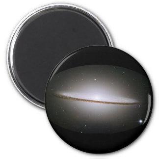 M104 Sombrero Galaxy Refrigerator Magnet