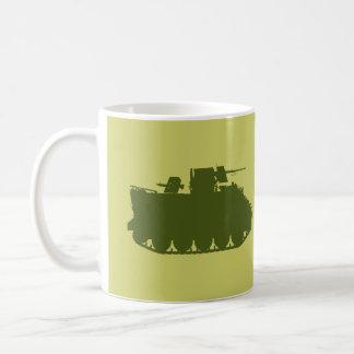 M113 ACAV APC Silhouette Mug