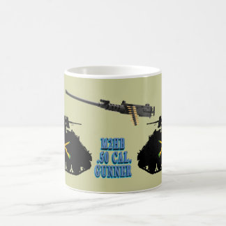 M113 ACAV Track M2HB .50 Gunner Mug