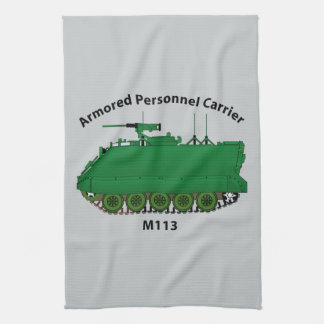 M113-Armored Personnel Carrier APC Kitchen Towels