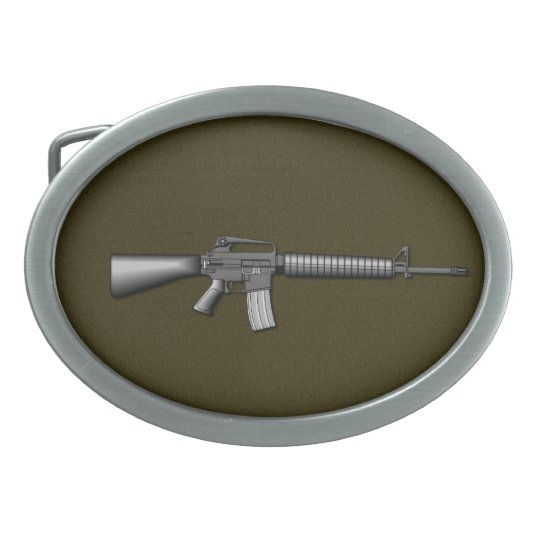 M16 BELT BUCKLE