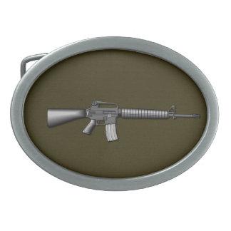 M16 BELT BUCKLES