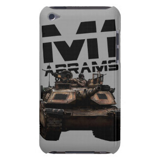 M1 Abrams iPod Case-Mate Cases