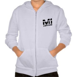 M1 Abrams Hooded Sweatshirt