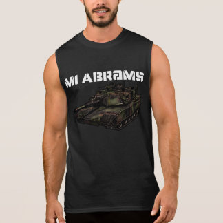 M1 Abrams Sleeveless Shirt