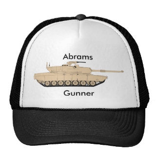 M1A1 Abrams Trucker Hat