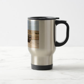 M1A1 Abrams Main Battle Tank Stainless Steel Travel Mug