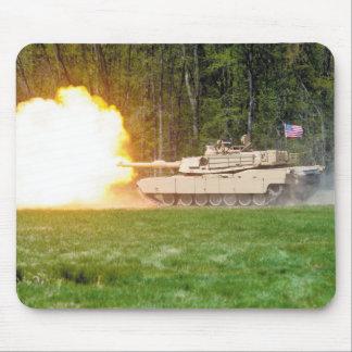 M1A1 Abrams Mouse Pad