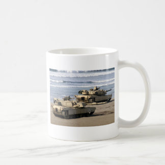 M1A1 Abrams Tank Mugs