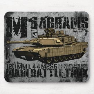 M1A2 Abrams Mouse Pad