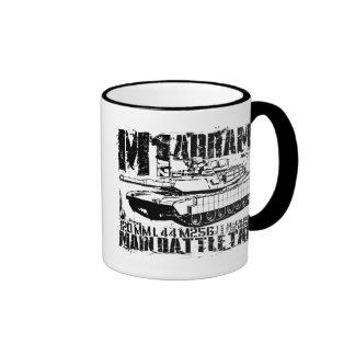 M1A2 Abrams Ringer Mug