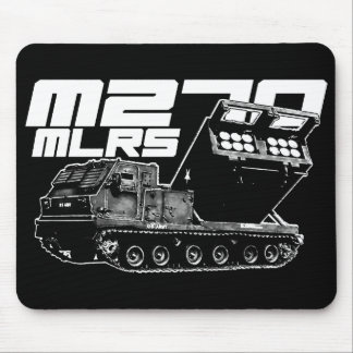M270 MLRS Mousepad