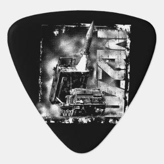 M270 MLRS Triangle Groverallman Guitar Pick