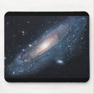 M31 Galaxy in Andromeda Mouse Mats