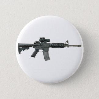 M4 6 CM ROUND BADGE