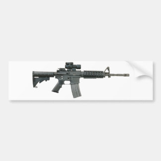 M4 BUMPER STICKER