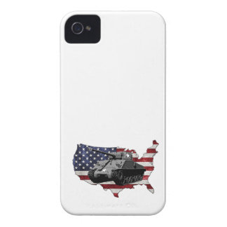 M4 Sherman tank Case-Mate iPhone 4 Cases