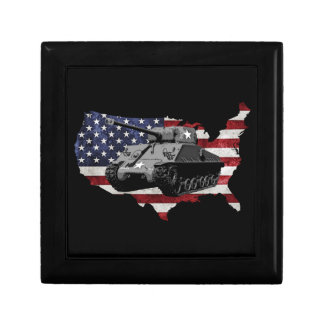 M4 Sherman tank Gift Box